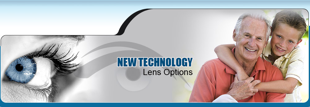 New Technology Lens Options